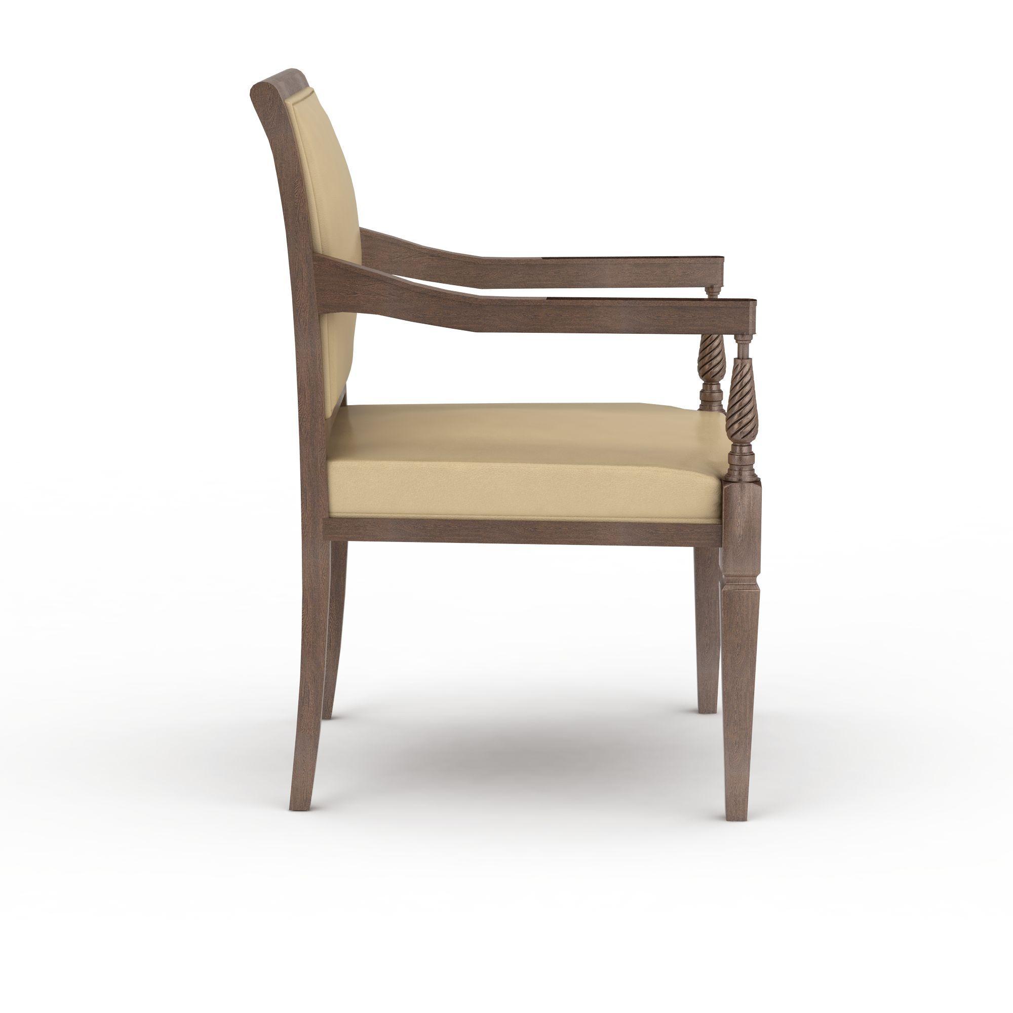 中式木质餐椅高清图下载