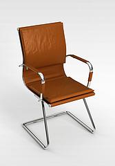 会议椅3D模型3d模型