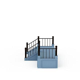 室外<font class='myIsRed'>楼梯</font>3d模型