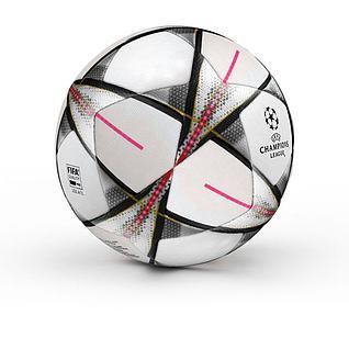 足球3d模型