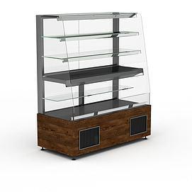 商品展示柜3d模型
