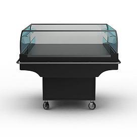 玻璃展示柜3d模型