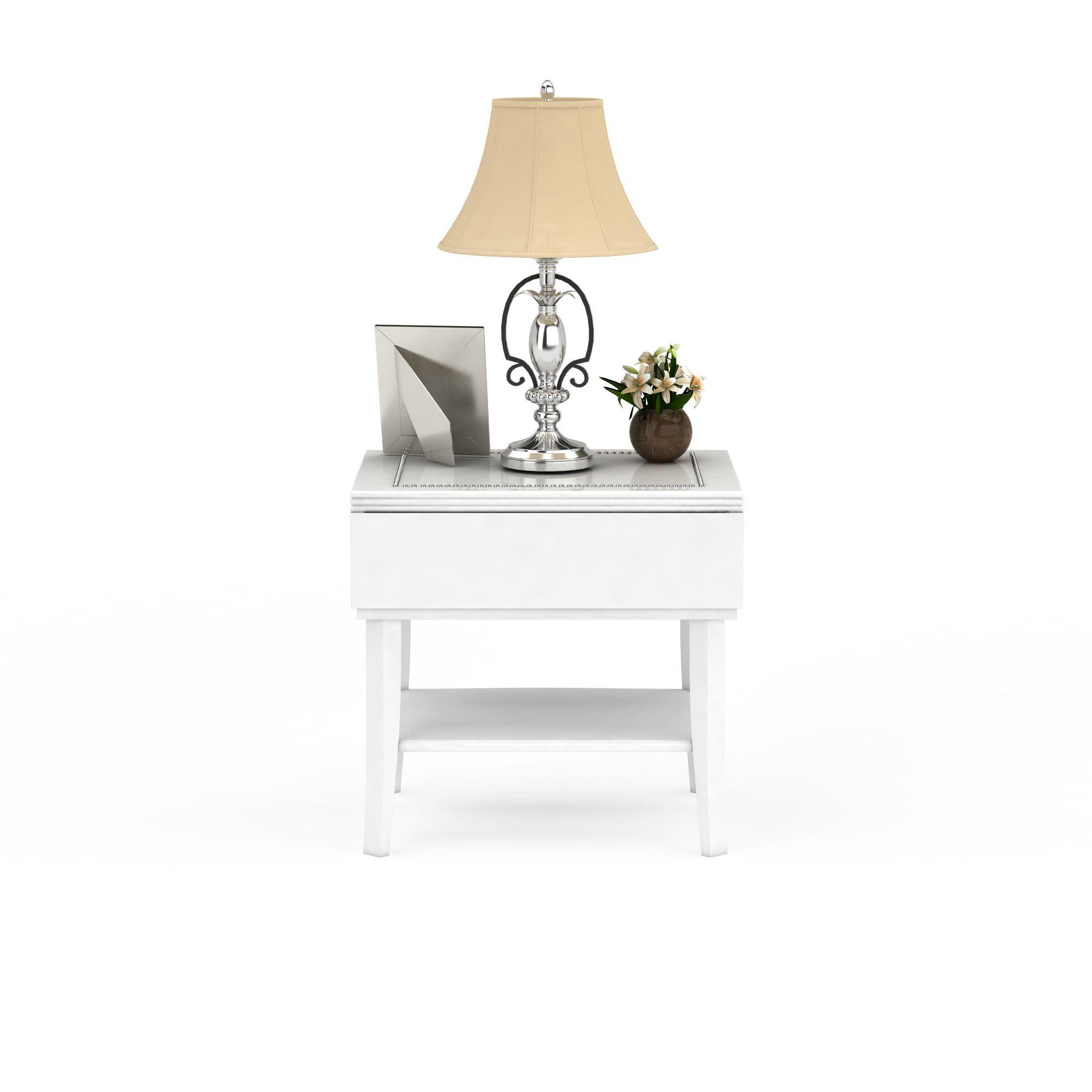 欧式白色床头柜图片_欧式白色床头柜png图片素材_欧式
