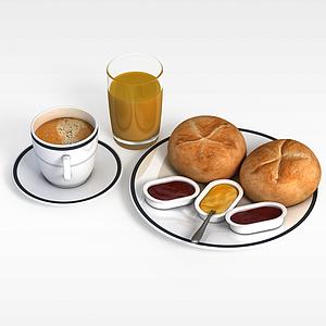 3d<font class='myIsRed'>食物</font>模型