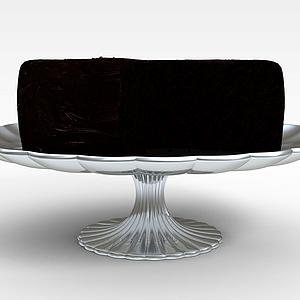 3d巧克力<font class='myIsRed'>蛋糕</font>模型