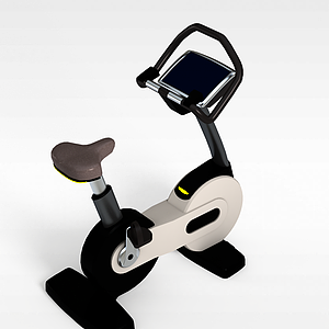 动感单车模型