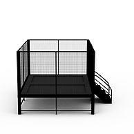 铁艺跳床3D模型3d模型