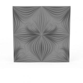 装饰墙3d模型