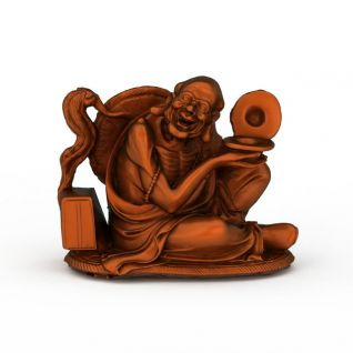 人物雕像3d模型