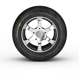 汽<font class='myIsRed'>车</font>轮胎3d模型