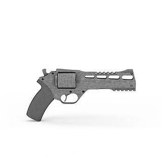 炫酷小手枪3d模型