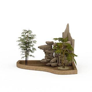 景观植物3d模型
