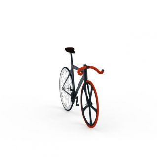 自行车3d模型