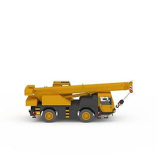 吊机3d模型