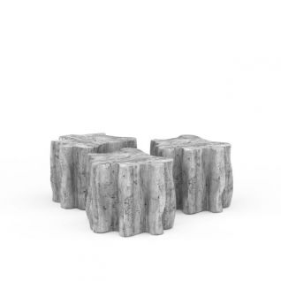 石凳3d模型