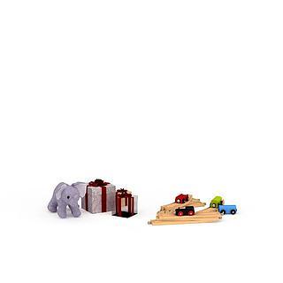 <font class='myIsRed'>儿童玩具</font>3d模型