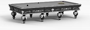 3d台球桌模型