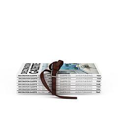 书模型3d模型