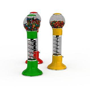 儿童玩具3d模型