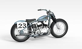 3d炫酷<font class='myIsRed'>摩托车</font>模型