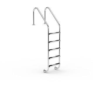游泳池梯子3d模型