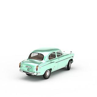 精品汽车3d模型