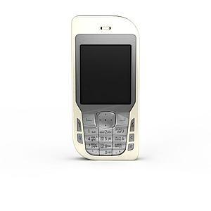 3d手機模型