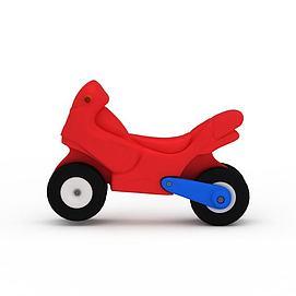 红色儿童<font class='myIsRed'>玩具车</font>3d模型