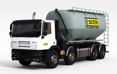 大型运输卡车模型3d模型