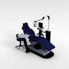 医疗设备模型3d模型