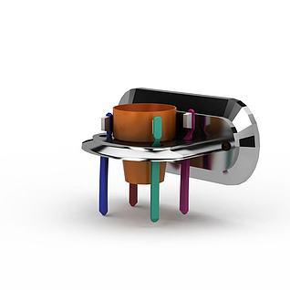 卫浴小件3d模型