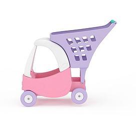 3d儿童购物车模型