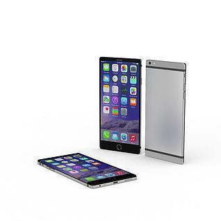 苹果Iphone 7手机3d模型