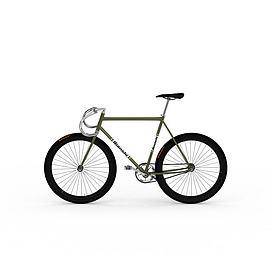 山地<font class='myIsRed'>自行车</font>3d模型