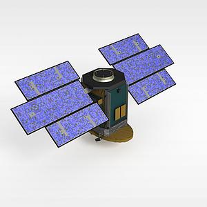 航天器模型
