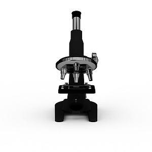 显微镜模型