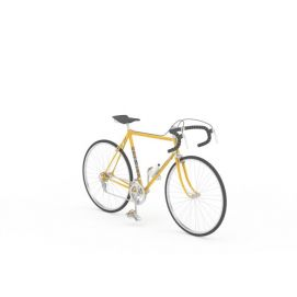 <font class='myIsRed'>自行车</font>3d模型