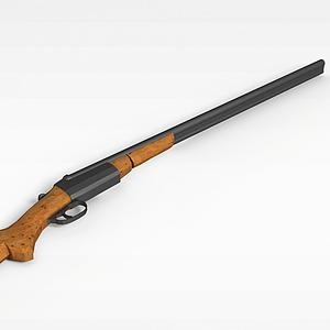 小步枪模型