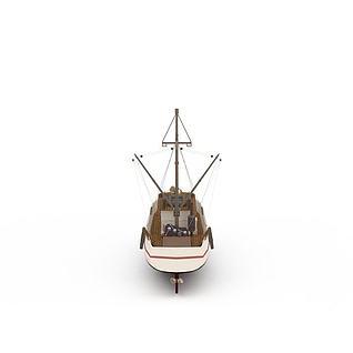 船舶3d模型