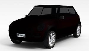 3d紅色越野<font class='myIsRed'>跑車</font>模型