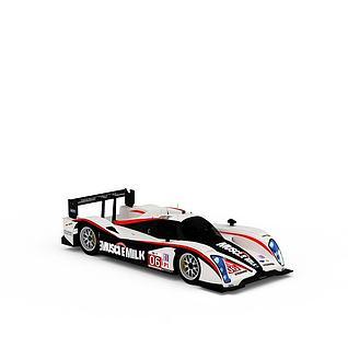 Aston炫酷赛车3d模型