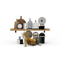 厨房器具组合3D模型3d模型