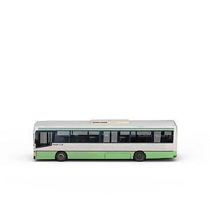 3d市政<font class='myIsRed'>公交車</font>模型