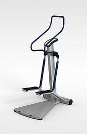 体育运动健身器材踏?#20132;?#27169;型