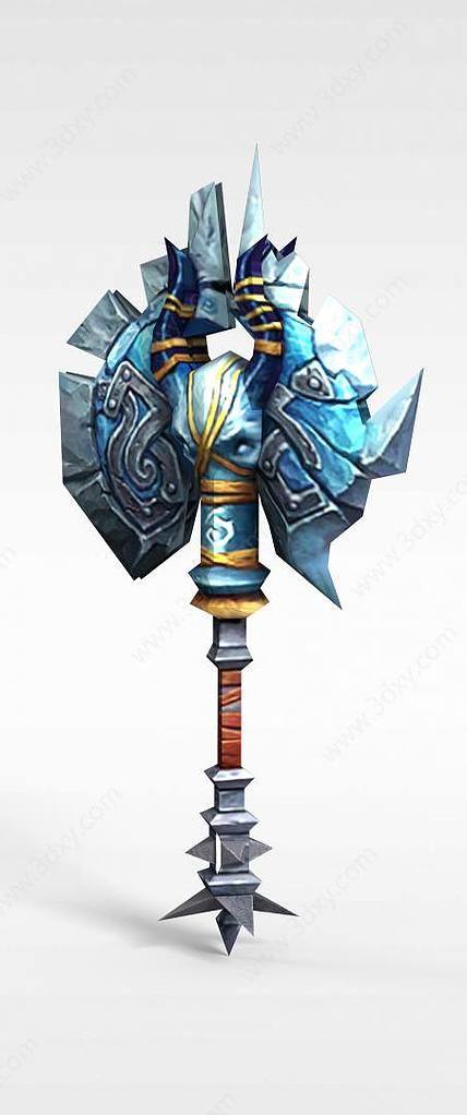 古代兵器战斧