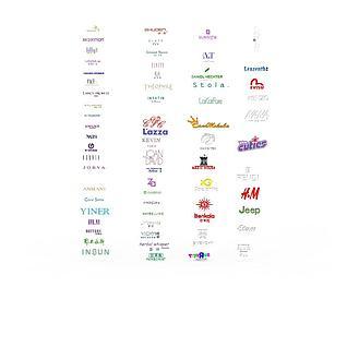 企业商标Logo素材3d模型