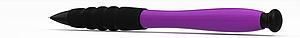 3d文具自动圆珠笔模型