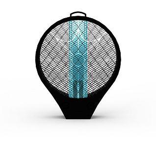 灭蚊器3d模型