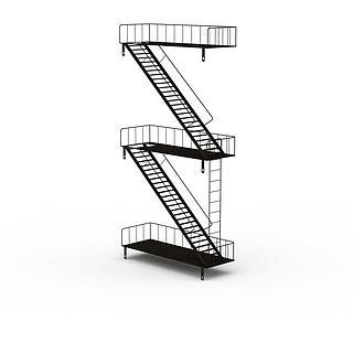 <font class='myIsRed'>楼梯</font>3d模型