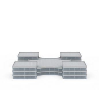 现代商业大楼